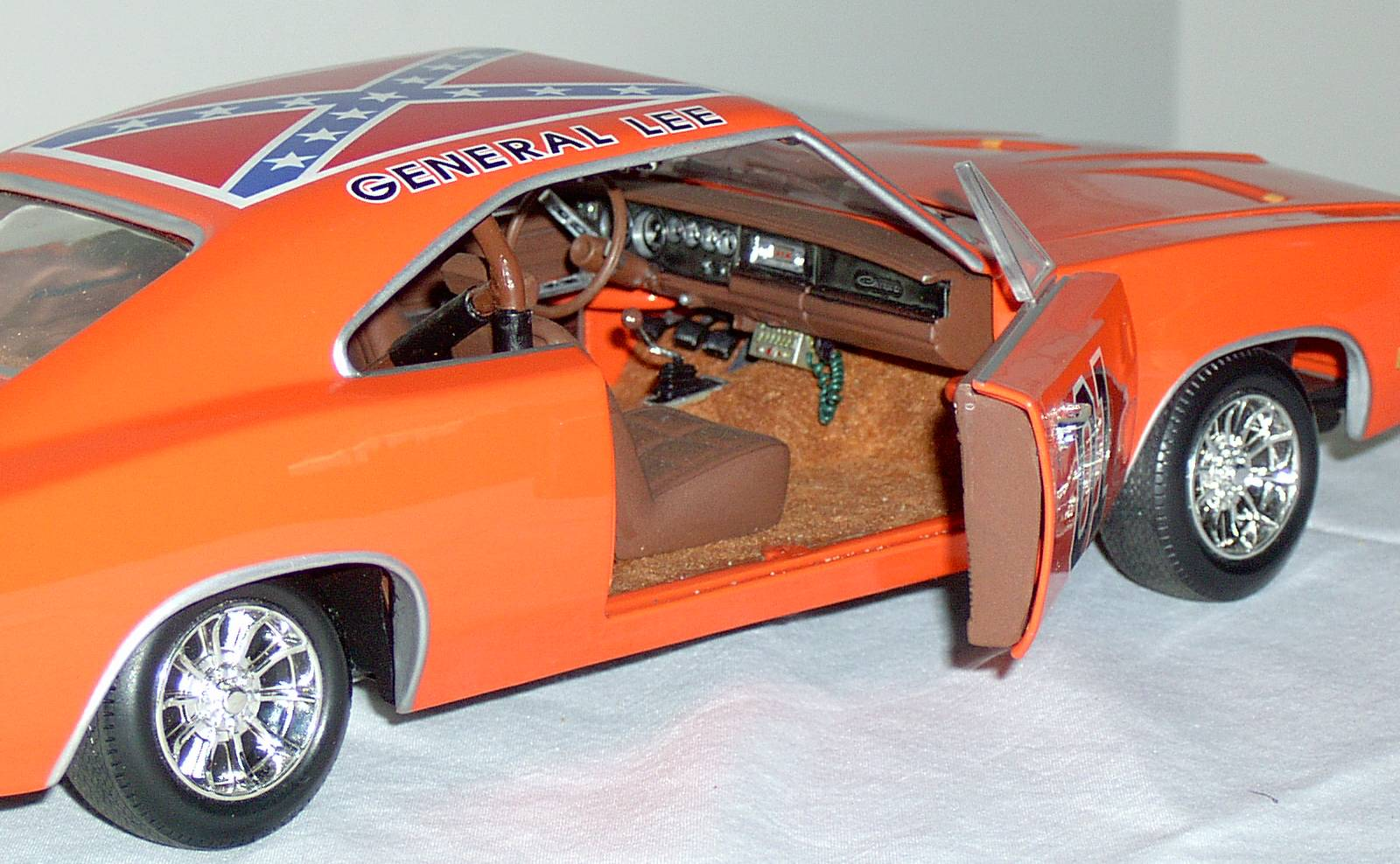 General Grant Charger Pic   Autos Post